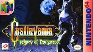 Longplay of Castlevania: Legacy of Darkness