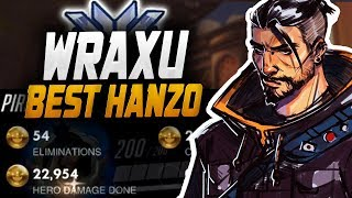 wraxu-best-hanzo-in-the-world-54-elims-23k-dmg-overwatch-season-14-top-500-