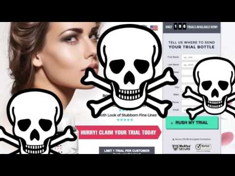 Scam Alert Stay Away From Aviqua Anti Aging Cream Buyer Beware