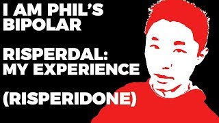 Risperidone Side Effects and My Experience - My Bipolar Meds (Risperdal)