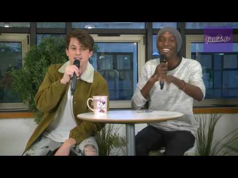 Charlie Puth Live Interview With @Fan2.fr November 10, 2016