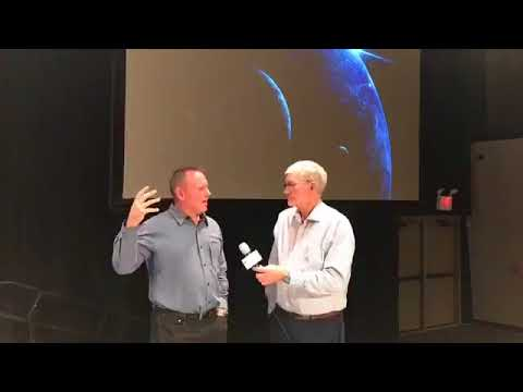 Is Earth Flat Or Spherical? | Christian Astronaut Barry Wilmore Answers thumbnail