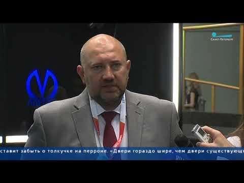 ТМХ представил новый вагон метро на SmartTRANSPORT-2019