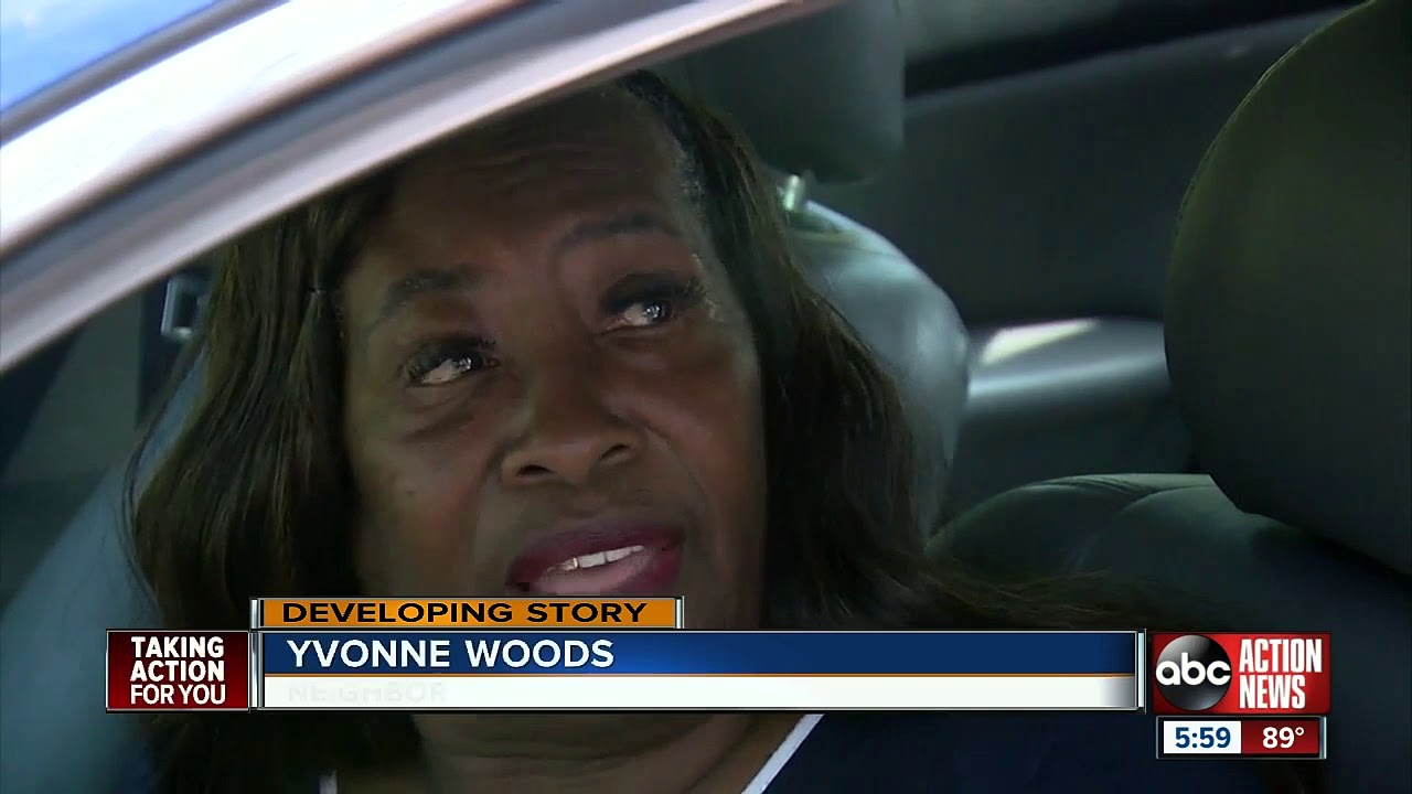 Black elderly woman attacked by 3 dogs, airlifted to trauma center in Hernando County