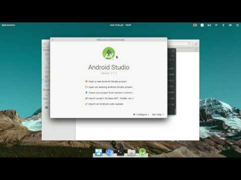 Como Instalar Android Studio En Elementary OS - Tutorial