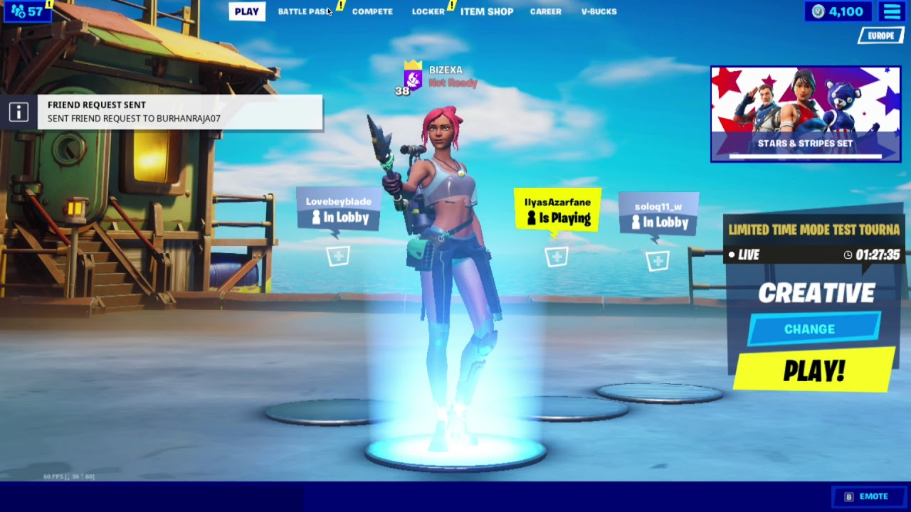 Fortnite Skin Winner 27.06.20