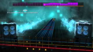 Rocksmith 2014 Godsmack Love-Hate-Sex-Pain Bass DLC