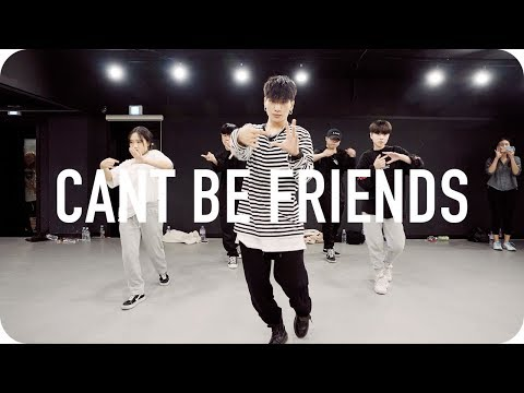 Can't Be Friends - Trey Songz / Beginner's Class