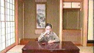 1998年頃。 がんこだけど孫には甘い。