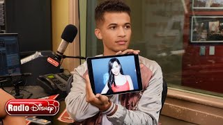 Jordan Fisher NBT Quiz with Alex Aiono | Radio Disney