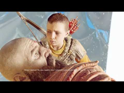 God of War 4- Walkthrough