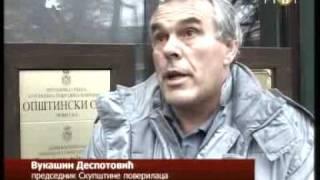 Poverilaca протест ''Novotransa''