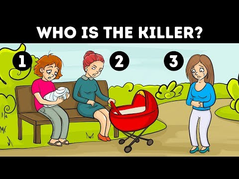 10 DIFFICULT RIDDLES FOR BRAINS MADE OF STEEL