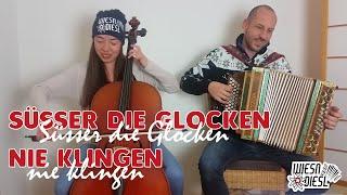 Süsser die Glocken nie klingen | Steirische Harmonika und Cello