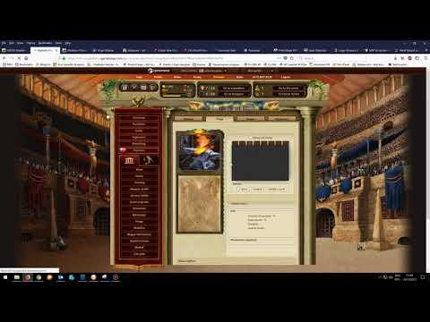 Gladiatus - Crafting Lucius Amulet - Various colors
