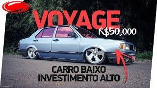 50 MIL REAIS pra andar Baixo - VOYAGE BINHO | SPARRADOS
