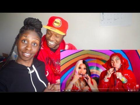 TROLLZ - 6ix9ine \u0026 Nicki Minaj (Official Music Video) REACTION!