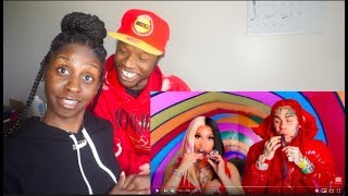 TROLLZ - 6ix9ine & Nicki Minaj (Official Music Video) REACTION!