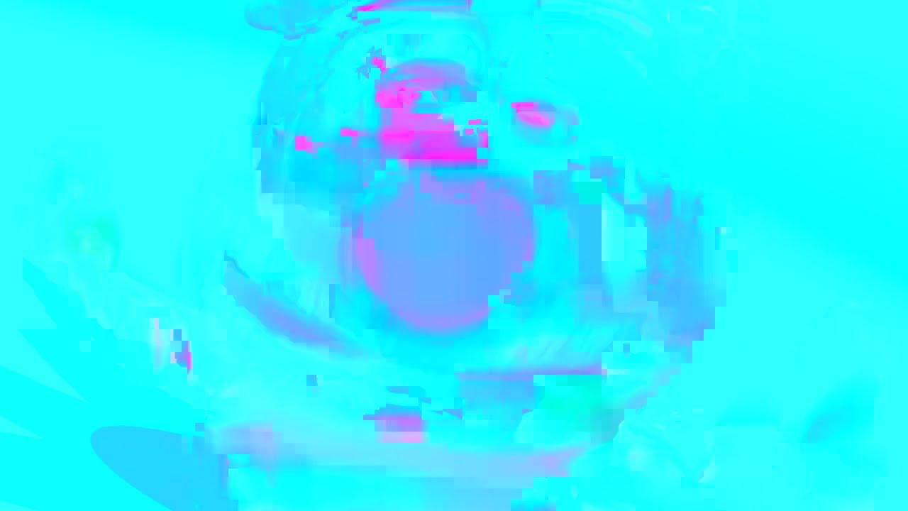 PINK&BLUE & LOW VOICE & FISHEYE E Gummibär hindi Gummybear Song