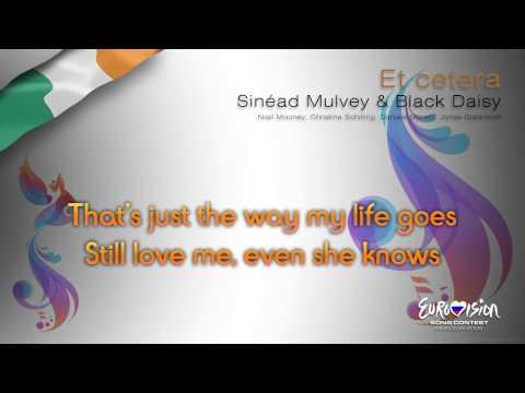 "Sinéad Mulvey & Black Daisy - ""Et Cetera"" (Ireland) - [Karaoke version]"