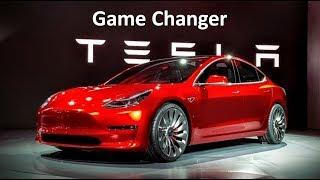 Tesla Model 3 wird die Verbrenner ab 7-7-17 verdrängen - Ausschnitt Vortrag Horst Lüning