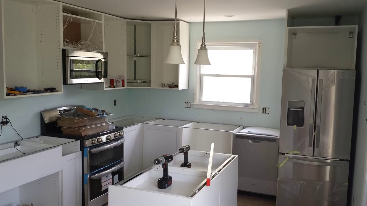 Tips For Assembling And Installing Ikea Kitchen Cabinets