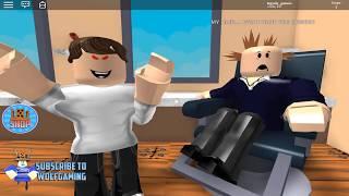 Roblox - ESCAPE DO CABELEIREIRO MALUCO!! (Escape the Barber Shop)