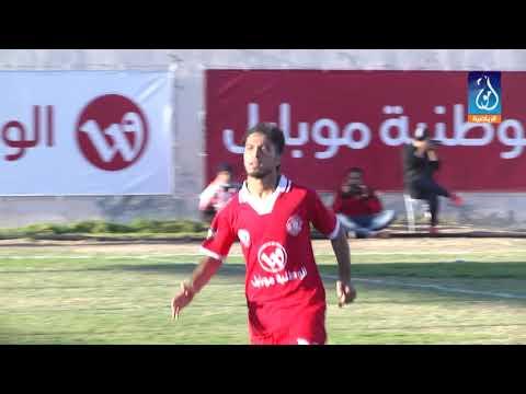 اهداف مباراة القادسية والاهلي بتعليق حسام ابو خاطر