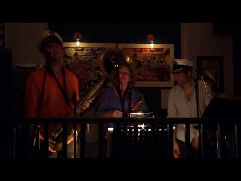 Going Back to New Orleans! The Native Oysters Band at Olby's Soul Cafe 23:6:2017