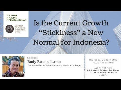 Forum Kajian Pembangunan (FKP) – Sharing research to improve policy