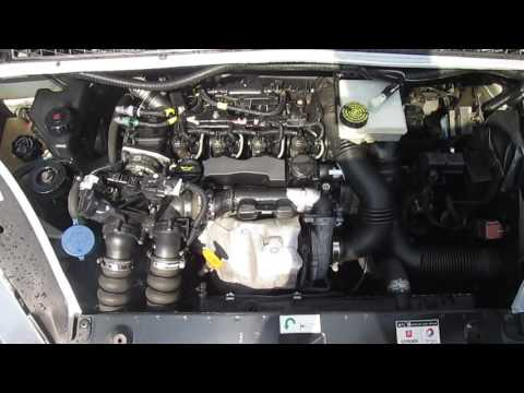 FORD / PEUGEOT / CITROEN 1.6 HDI TURBO 9HZ ENGINE (MILEAGE:59,584) SEE VIDEO
