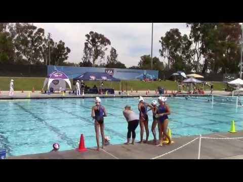 Water Polo - 12U Offshore vs Davis JO 2015-2