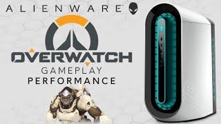 Alienware Aurora R11: Overwatch Gameplay Performance