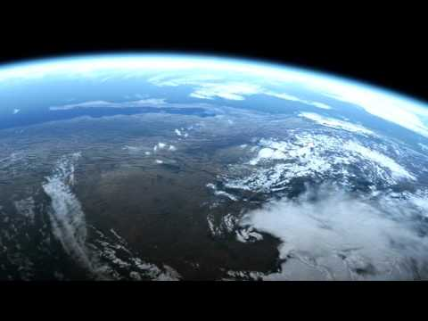 1080p animation 3d blue planet Video Footage Free HD