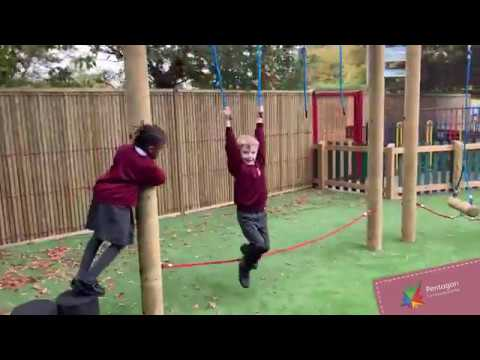 Active Play Equipment For Culvers House School