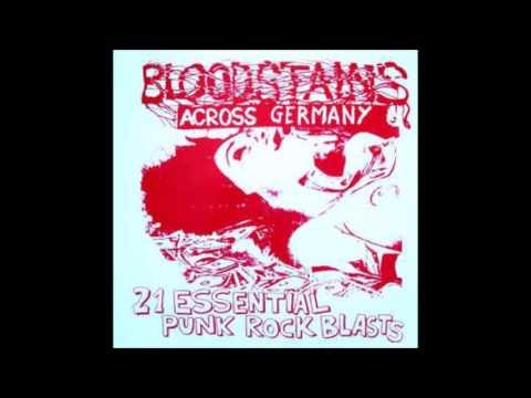 VA – Bloodstains Across Germany #1  LP 1998