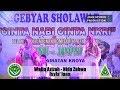 Isyfa Lana - Wafiq Azizah - Nida Zahwa - Gebyar Sholawat IPNU-IPPNU Gentasari Kroya 2017