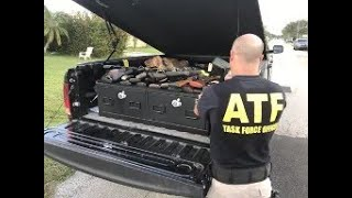 Video: Several Guns Removed From Stuart Home After ATF Raid