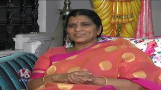 Lakshmi Parvathi Exclusive Interview | RGV Lakshmi's NTR Movie Trailer | V6 News