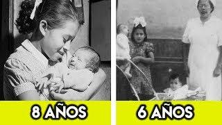 Top 10 Madres Más Jóvenes De Todos Los Tiempos