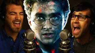 Repeat youtube video Harry Potter Song - Rhett & Link