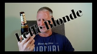 Why do blonde wear underwear | Leffe Blonde | The Brew Review