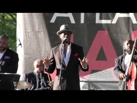 Tony Hightower @ The 2015 Atlanta Jazz Festival