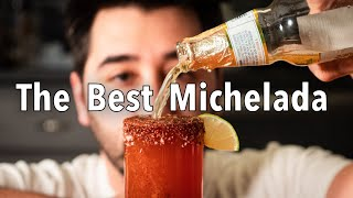 How To Make Mexican Michelada Cervesa