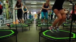 Фитнес клуб на батутах Позняки Киев
