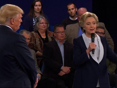 Trump: Bill Clinton 'Abusive To Women'