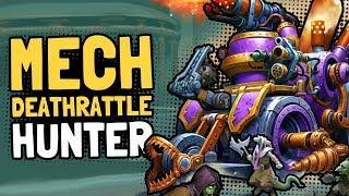Mech Deathrattle Hunter Decksperiment - Hearthstone