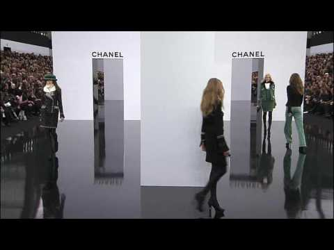 Chanel Fall/Winter 2009-2010 Show Trailer