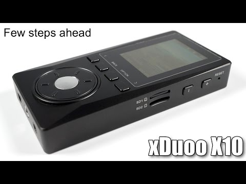 Review of xDuoo X10