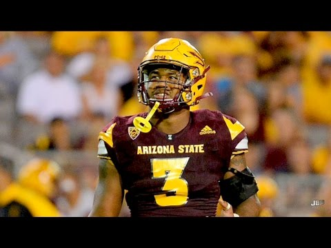 Hardest Hitting LB in the PAC-12 || Arizona State LB DJ Calhoun Highlights ᴴᴰ